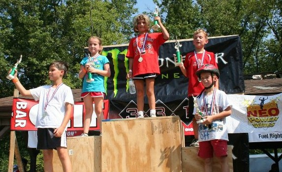 manatoc kids podium